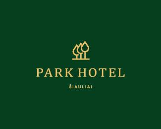 Park Hotel公園酒店logo設計欣賞.jpg